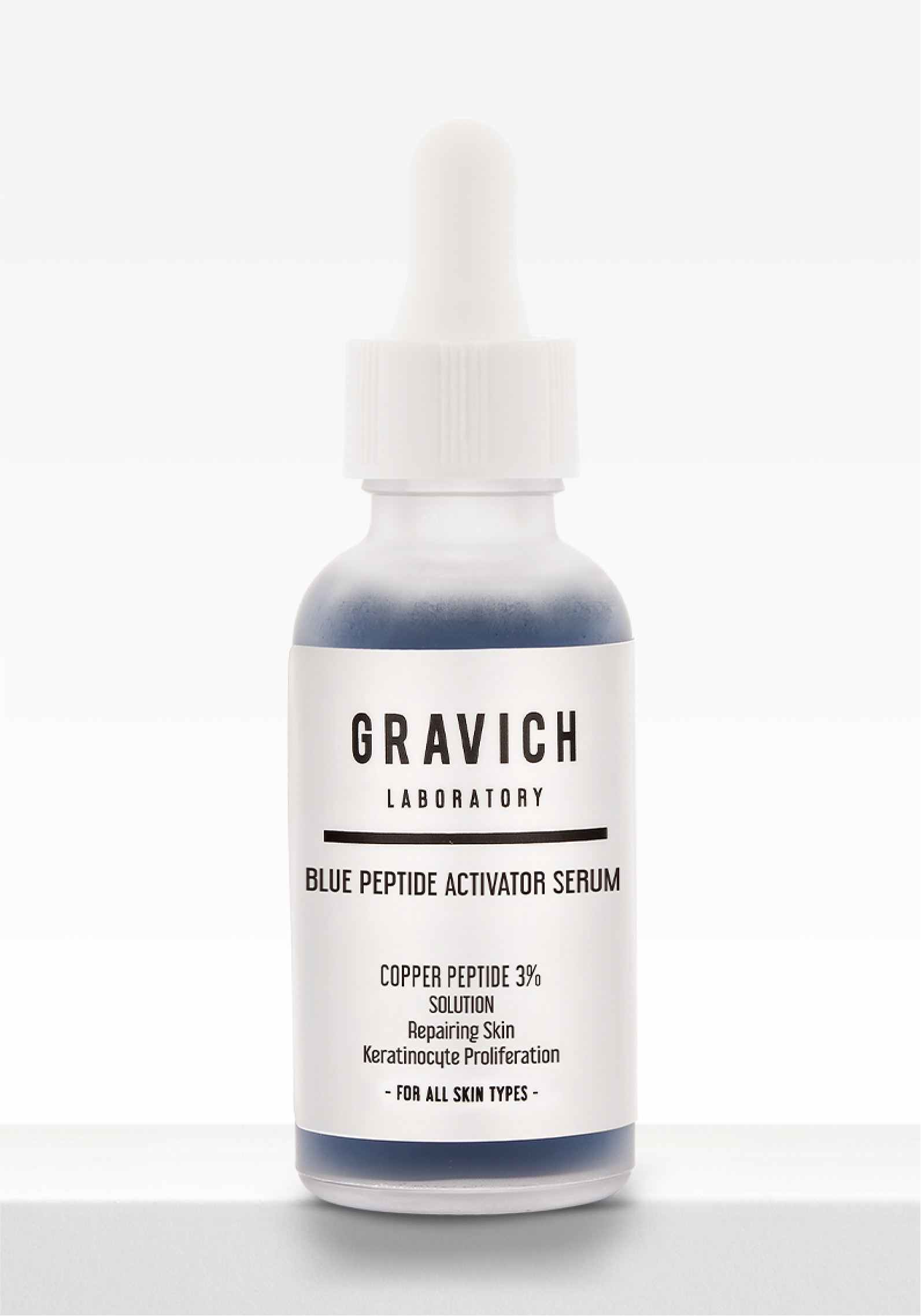 Gravich Blue Peptide Activator Serum 30 Ml