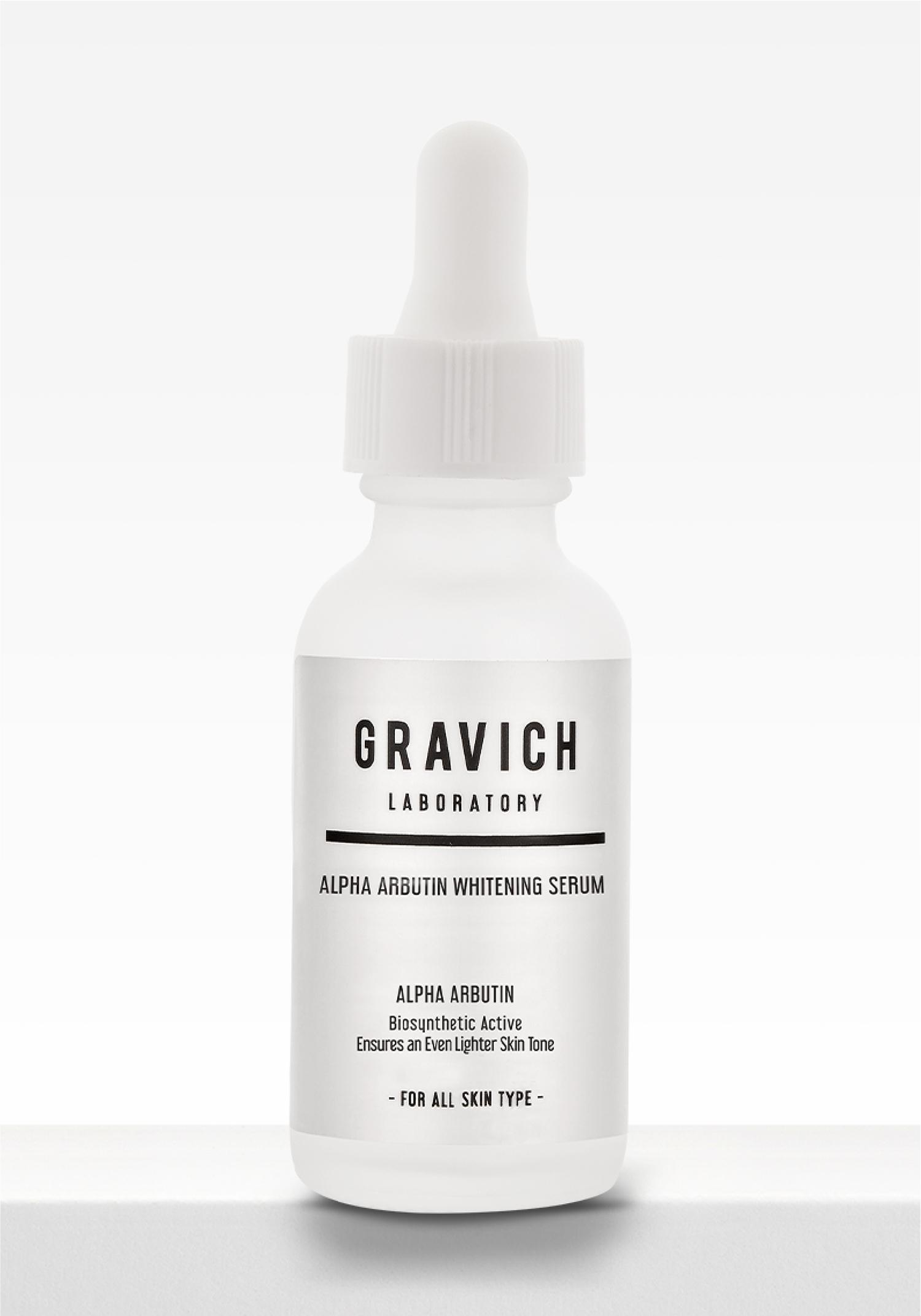 Gravich Alpha Arbutin Whitening Serum 30 Ml