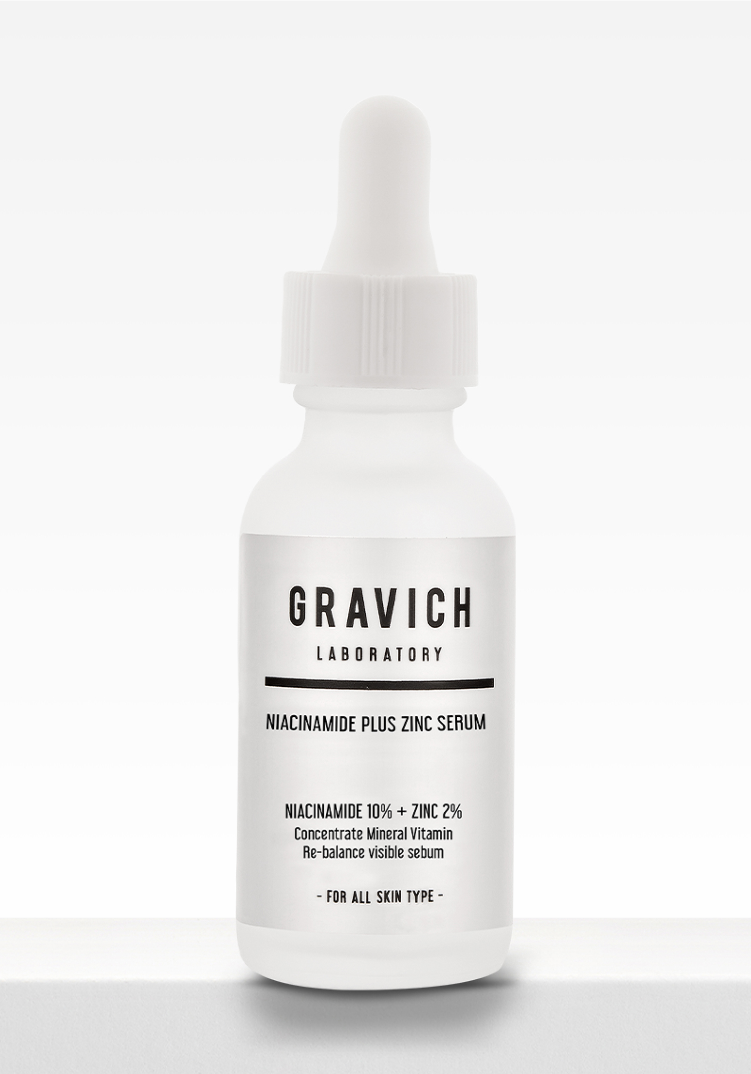 Gravich Niacinamide Plus Zinc PCA Serum 30 Ml