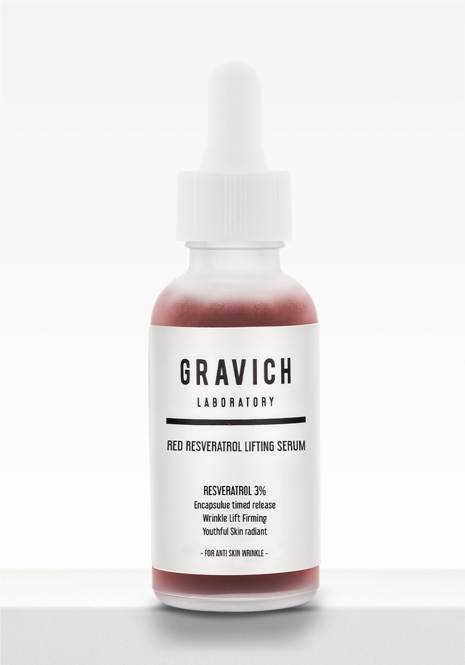 Gravich Red Resveratrol Lifting Serum 30 Ml